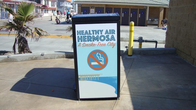 healthy city, Hermosa Beach, CA