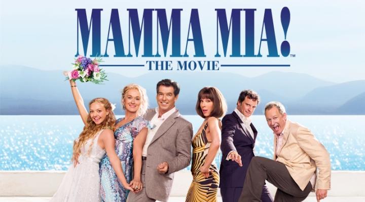 "quick critique: heart-warming summer musical movie ""MammaMia"""