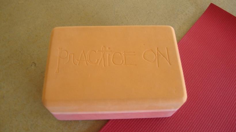 "The Yoga Nest Venice, ""practice on!"""