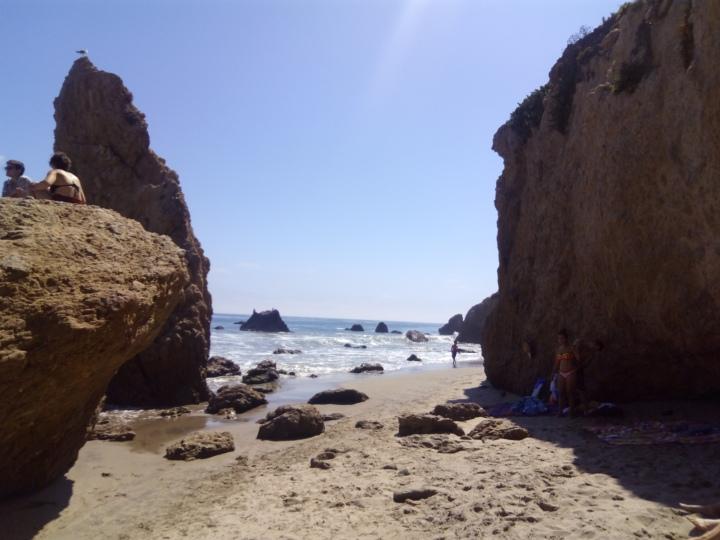 El Matador Beach, Malibu, LA, CA