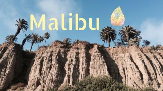 L. A. SUMMER LOVE: El Matador Beach,Malibu